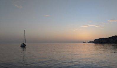 Cavu at sunrise