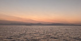 Sunset from Cholla Corner
