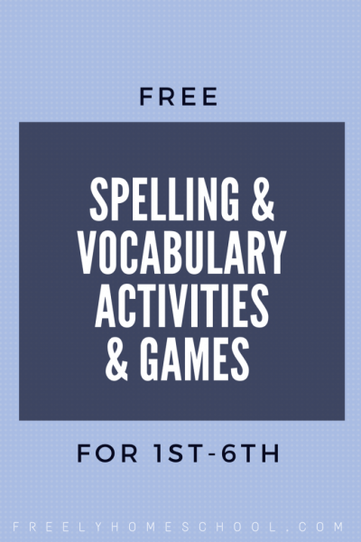 Acttivities & Games for Elementary Grades
