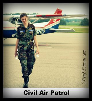 Our Family's Recommendation for Teens: The Civil Air Patrol