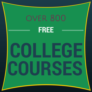 Over 800 Free College Courses from Leading Universities