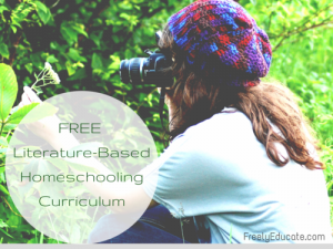 Ambleside Online is a free Charlotte Mason curriculum created by homeschooling moms