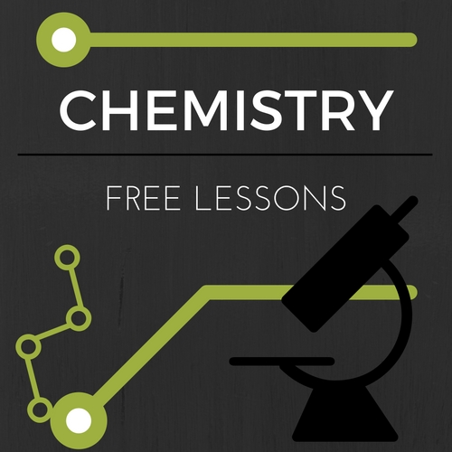 Free Chemistry Lesson Plans for Middle Schoolers
