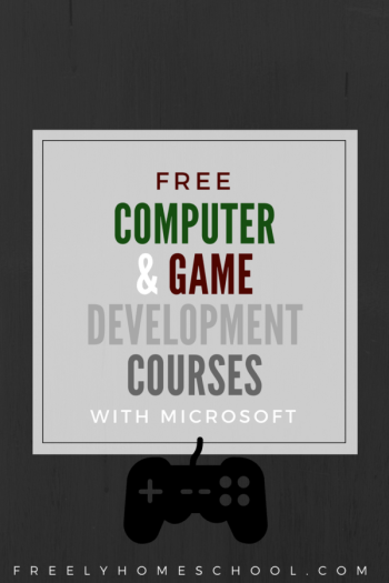 Free Computer & Game Development Courses with Microsoft