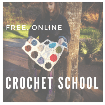 Creatively Educate: Here's a Free Online Crochet School