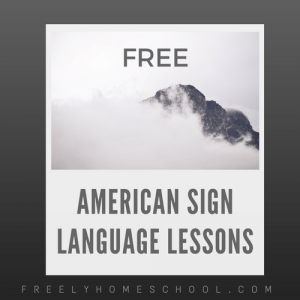 free online sign language classes