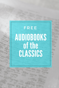 Free Audiobooks of the Classics