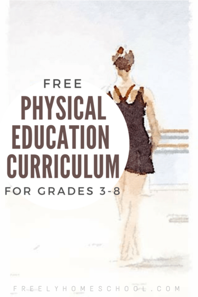 Free Physical Education Curriculum