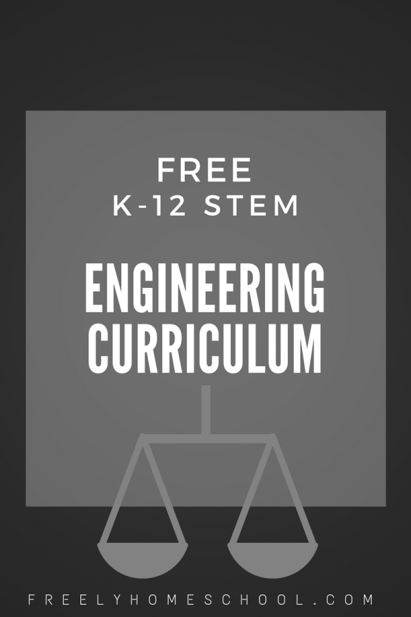 Free Stem Curriculum -12 Freely Homeschool