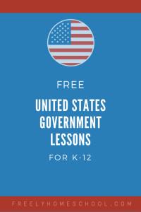Free Civics Lesson Plans for K-12