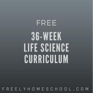 free science curriculum