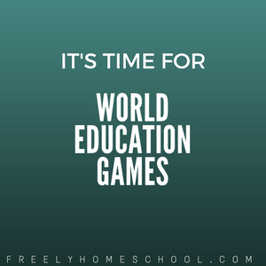 World Education Games: Registration is Open!