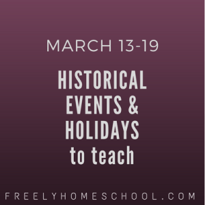 march historical events