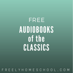 free audiobooks of classics