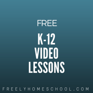 free k-12 video lessons