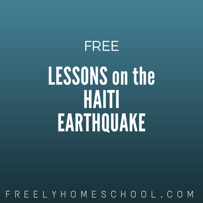 Free Lesson Plans and Educational Sites on Haiti (& Earthquakes)