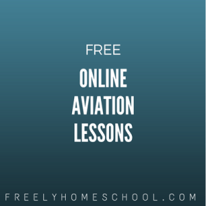 free online aviation lessons for kids