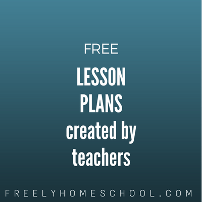 Free Resources for Teachers, Including Standards-Correlated Lessons for K-12
