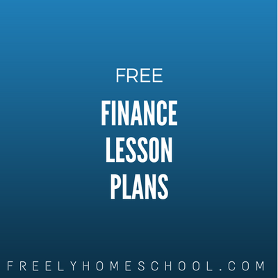 Free Finance Lesson Plans & Units for Middle School & High School Students