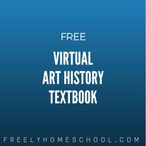 free virtual art history textbook