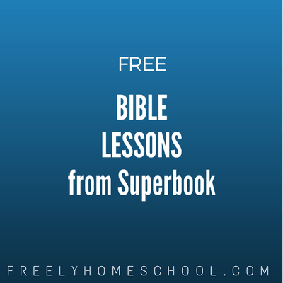 Superbook: Bible Stories
