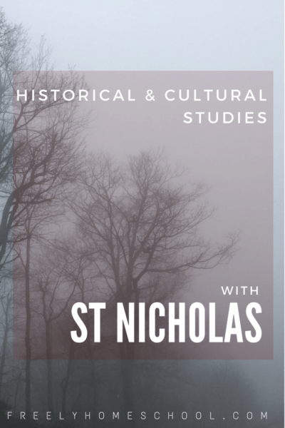Historical and Cultural Studies with St Nicholas