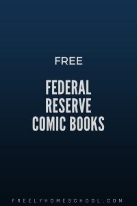 free finance comic books
