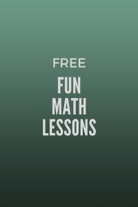 free fun math lessons