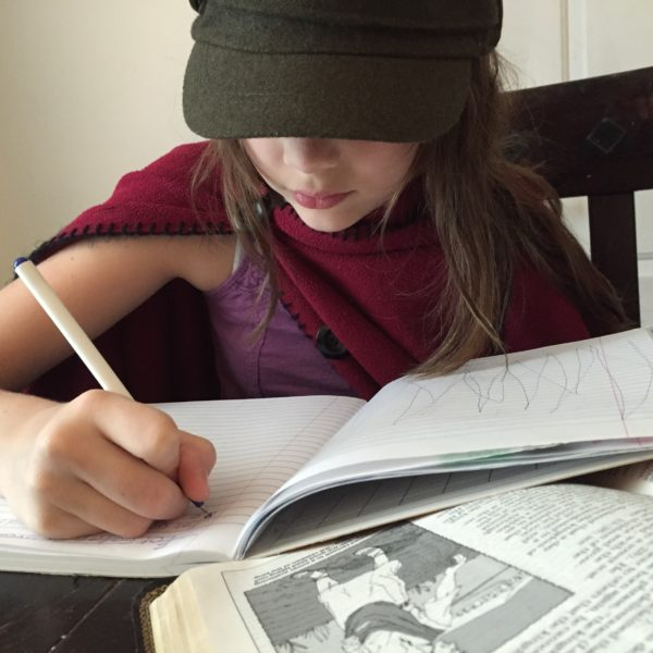How we encourage our homeschool kids to learn
