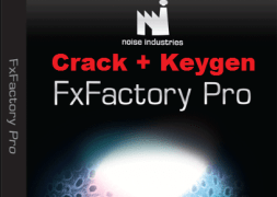 FxFactory Pro For Mac With Crack And Keygen Free Download