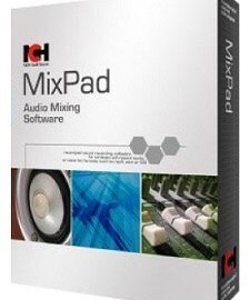 NCH MixPad Master's Edition 5