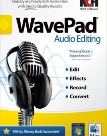 NCH WavePad Sound Editor 8