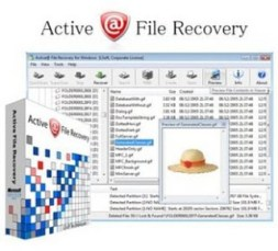 Active@ File Recovery 17