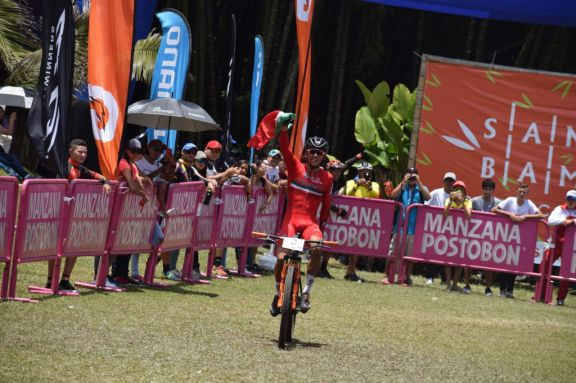 Campeonato Panamericano MTB 235 234