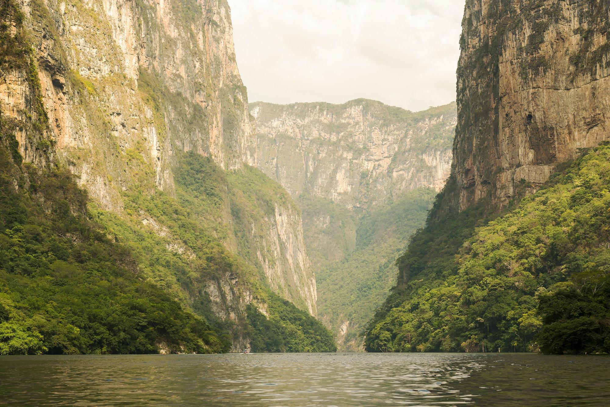 Sumidero Canyon Chiapas