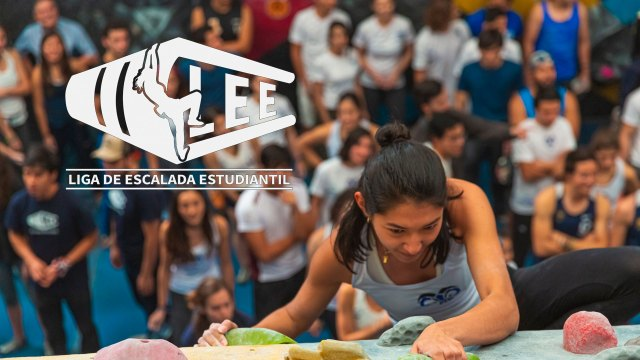 Liga de Escalada Estudiantil 2019