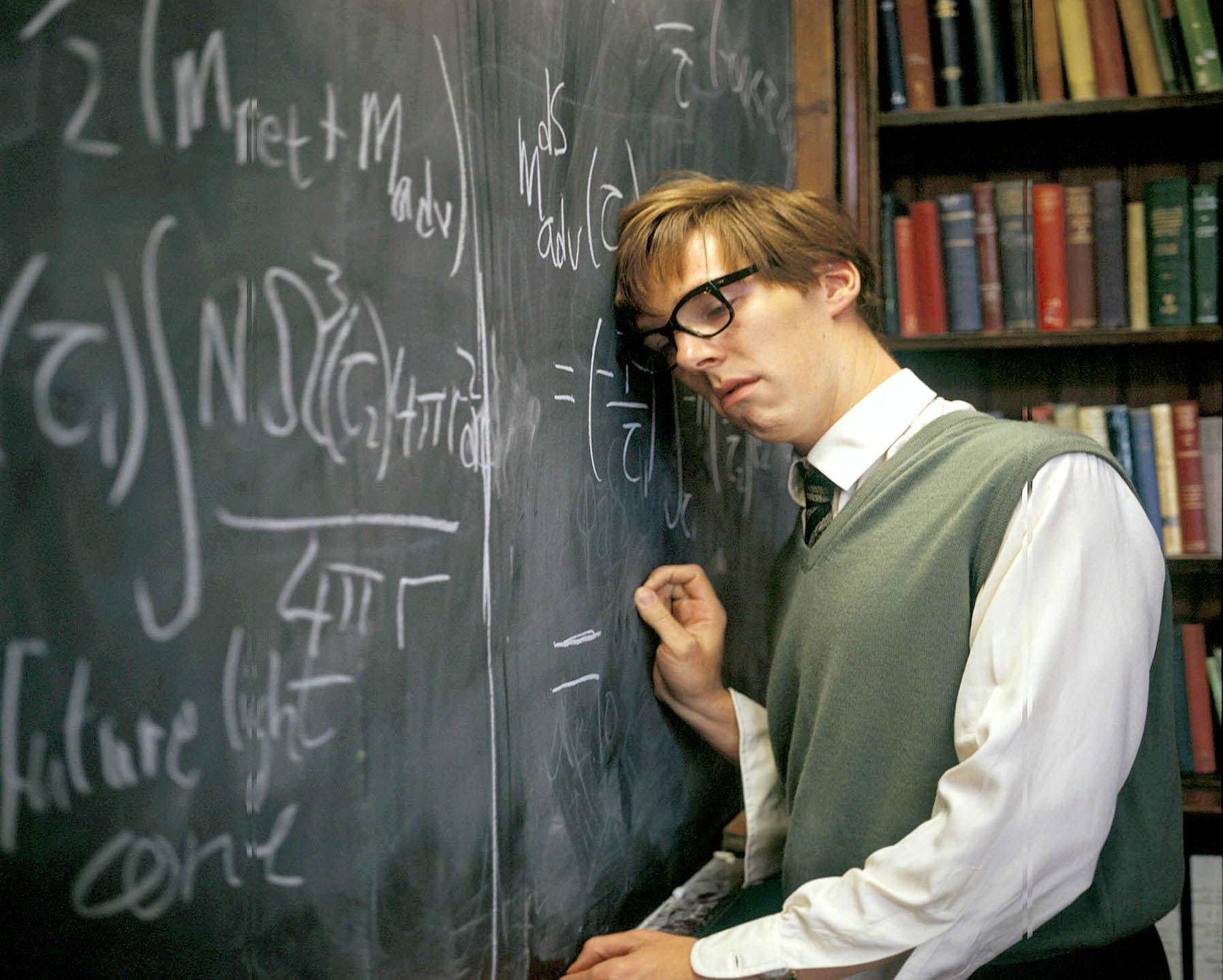 Hawking (Television) | Martin Freeman and Benedict Cumberbatch