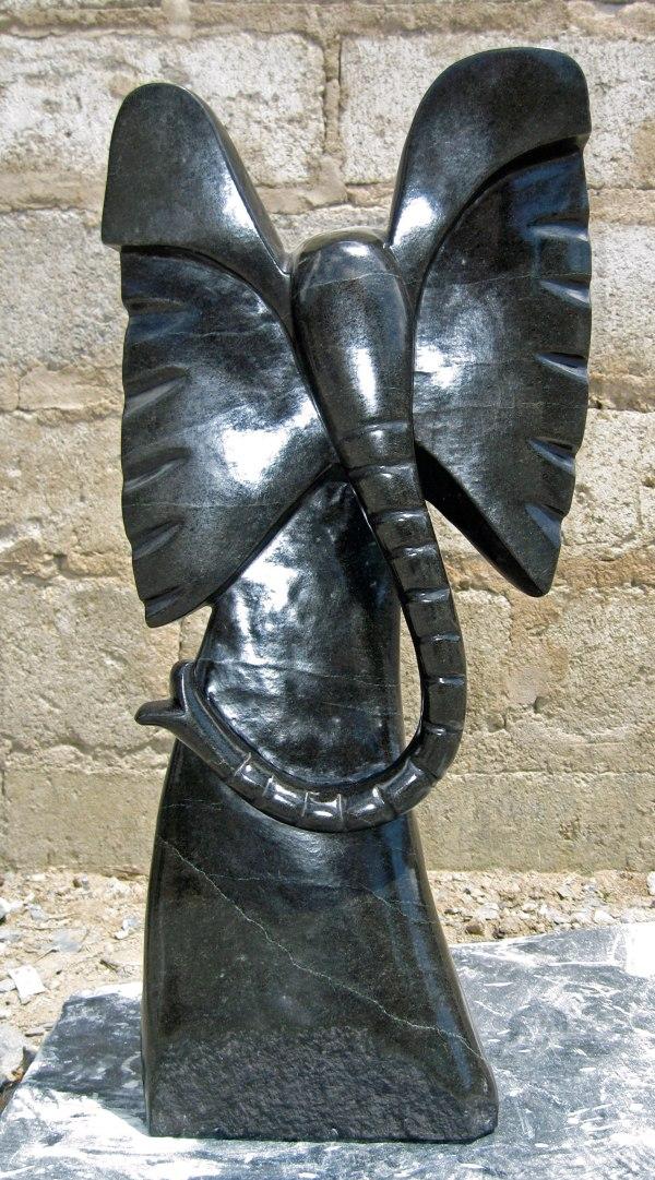Zimbabwe Shona Stone Sculpture