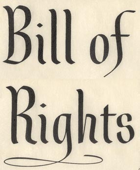 A Masonic Bill of Rights