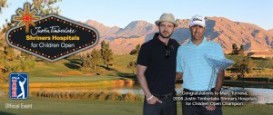 Justin Timberlake Shrine Tournament in Las Vegas