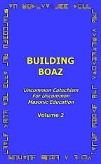 Building Boaz by Doctor John Nagy