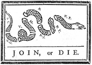 join or die,  jurisprudence