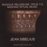 Musique Religieuse, Op. 113, Masonic Ritual Music