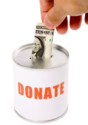 tithing amount, how much should I donate, crowdsourcing