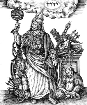 Thrice Great Hermes as the allegorical author of the Hermeticfa