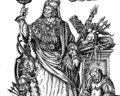 Thrice Great, Hermes, illustration, symbol, Hermetica