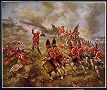 Grand Historian Walter H. Hunt Commemorates The Battle Of Bunker Hill June 17, 1775