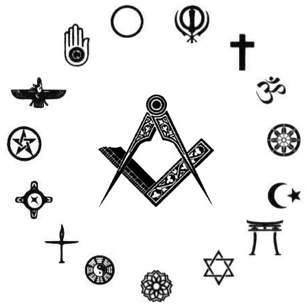 Freemasonry, The Religion of Not Being a Religion