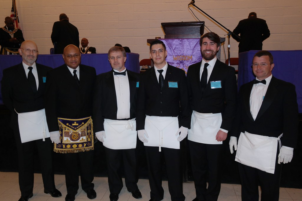 History Made In Texas Freemasonry