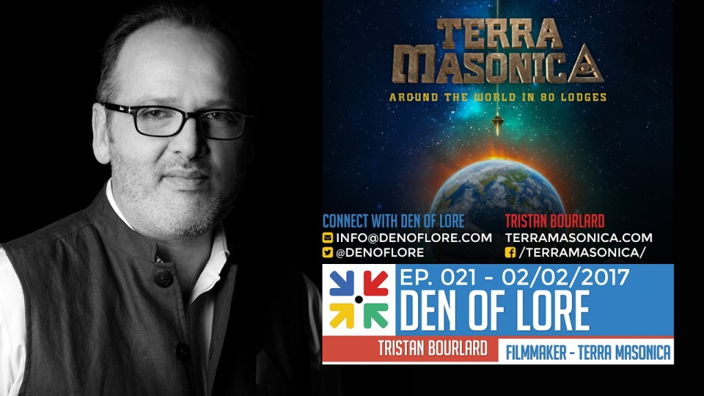 Terra Masonica, Around The World In 80 Lodges